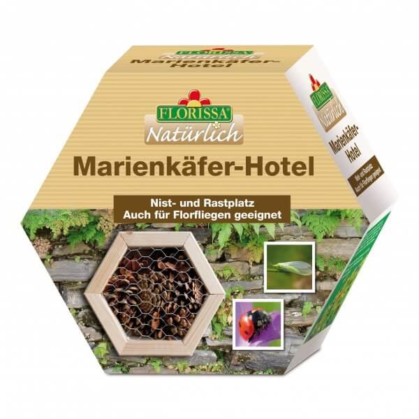 Marienkäfer-Hotel